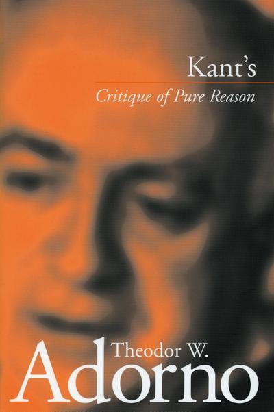 Kantas Acritique of Pure Reasona
