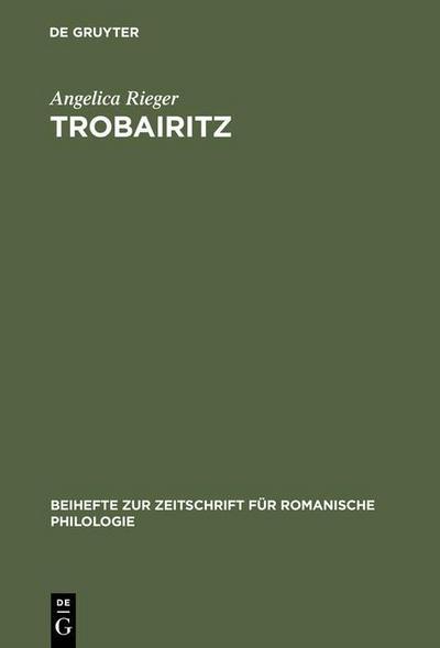 Trobairitz