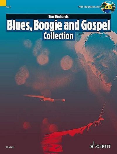 BLUES BOOGIE & GOSPEL COLL