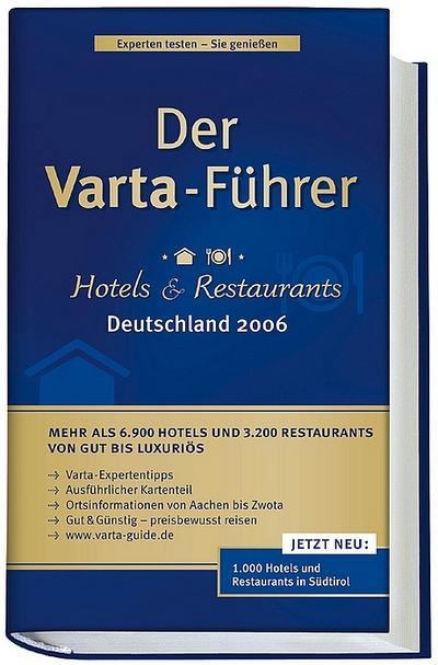 Varta-Führer Deutschland 2006