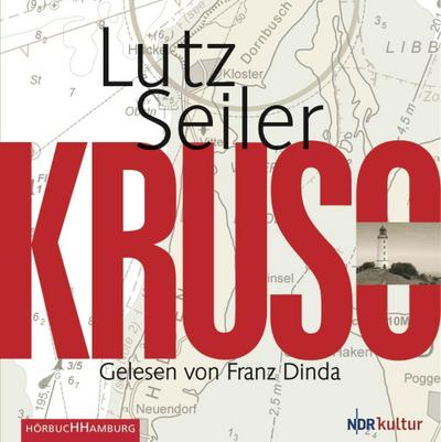 Kruso; 9 CDs; Deutsch