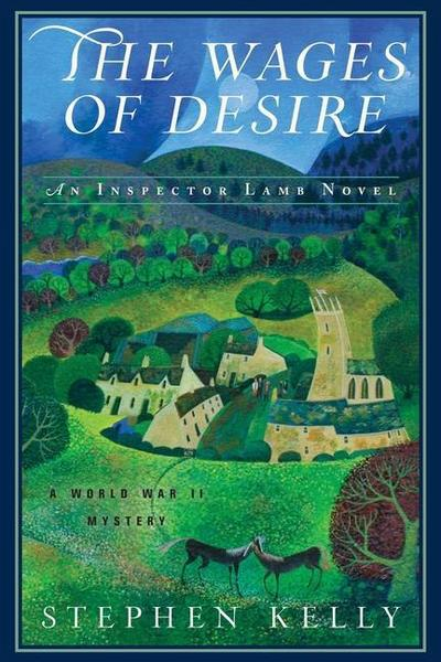 Wages of Desire - A World War II Mystery