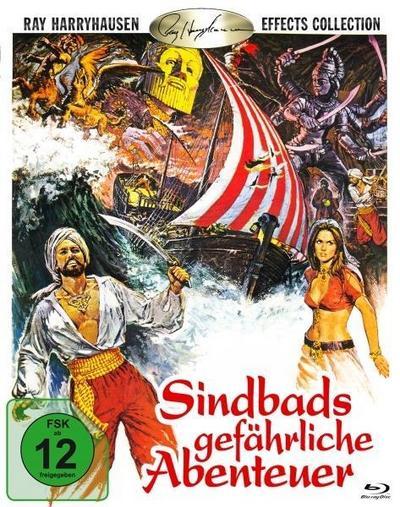 Sindbads gefährliche Abenteuer (The Golden Voyage of Sinbad)