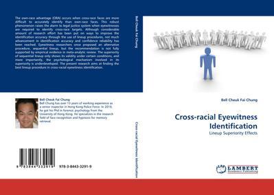 Cross-racial Eyewitness Identification