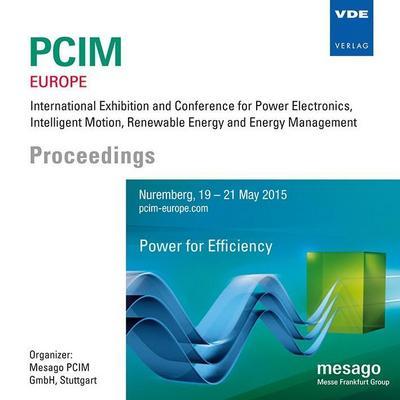 PCIM Europe 2015