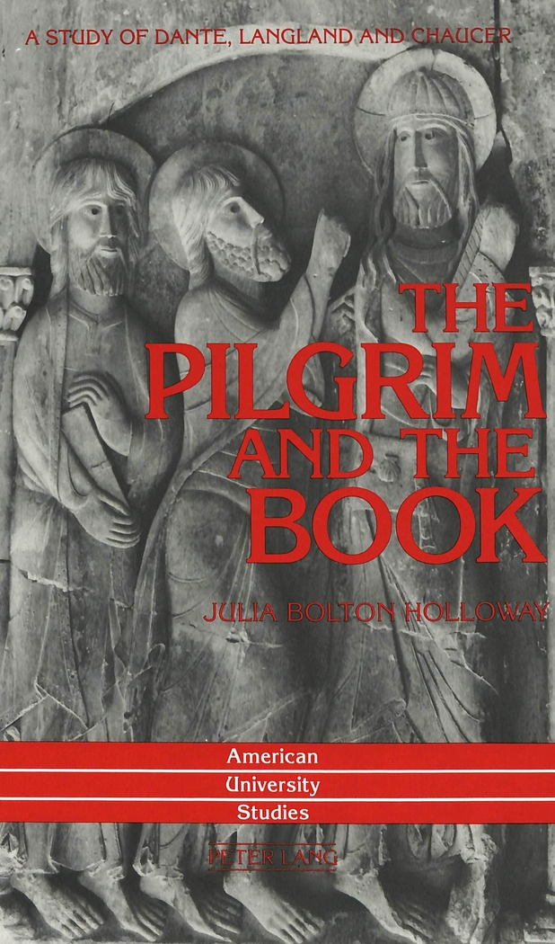 The Pilgrim and the Book Julia Holloway Bolton