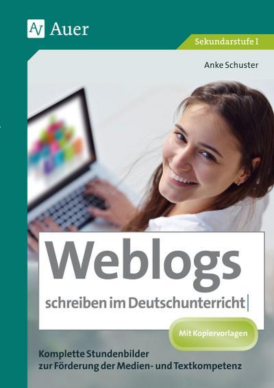 Weblogs schreiben im Deutschunterricht