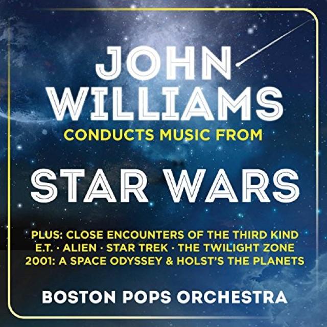 John Williams Conducts Music From Star Wars John/BPO Williams