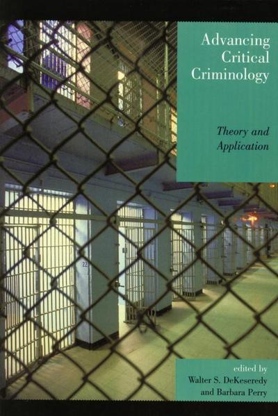 Advancing Critical Criminology