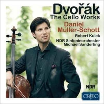 Cello Konzert Op.104,Rondo,Waldesruh/+