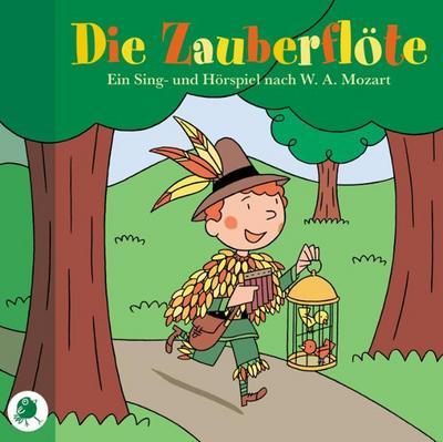 Die Zauberflöte. CD