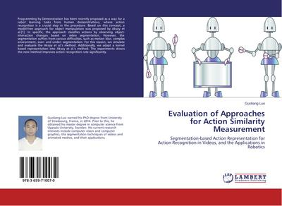 Evaluation of Approaches for Action Similarity Measurement
