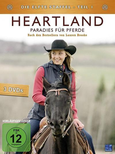 Heartland - Paradies für Pferde, Staffel 11.1
