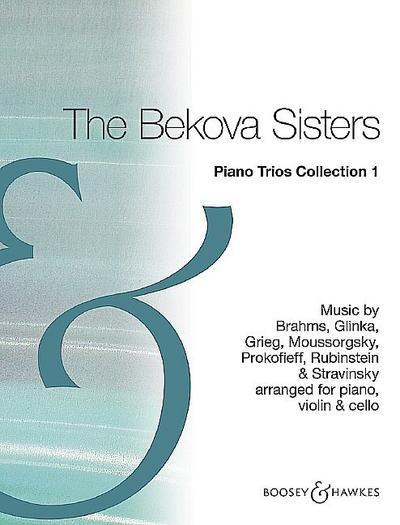 The Bekova SistersPiano Trio Collection 1