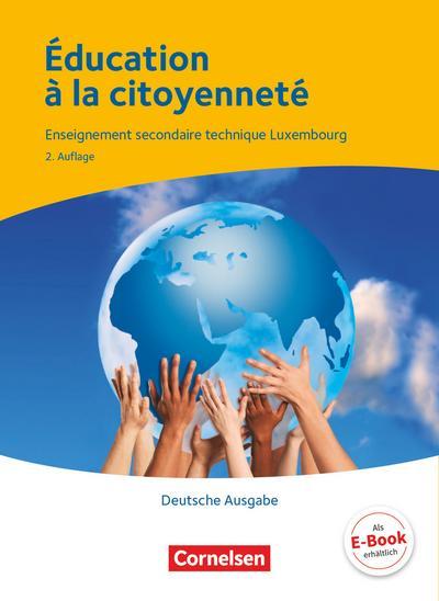 Éducation à la citoyenneté - Berufsbildende Schule Luxemburg Schülerbuch - Deutsche Ausgabe