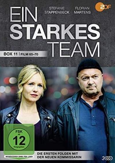 Ein starkes Team. Box.11, 3 DVD