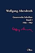 Gesammelte Schriften: 1945-1963