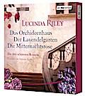 Die große Box: Das Orchideenhaus - Der Lavendelgarten - Die Mitternachtsrose