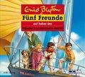 Fünf Freunde auf hoher See: Band 54 (Einzelbä ...