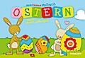 Kleines Malbuch Ostern. Hase, Blume, Osterspaß; Ausmalen und verschenken!; Malbücher und -blöcke; Ill. v. Schmidt, Sandra; Deutsch; s/w illustriert