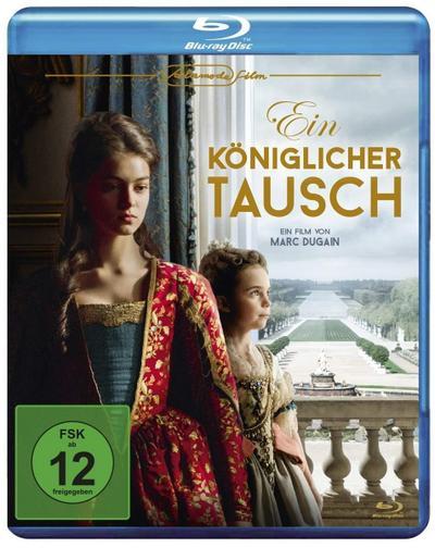 Ein königlicher Tausch. Blu-ray