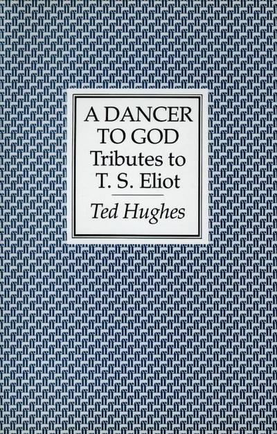 A Dancer to God