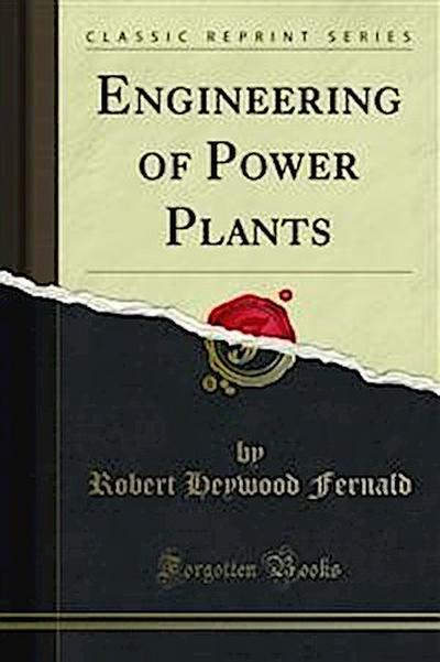 Engineering of Power Plants