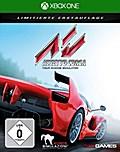 Assetto Corsa, Xbox One-Blu-ray Disc