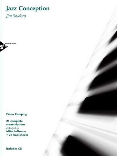 Jazz Conception, Piano Comping, w. Audio-CD