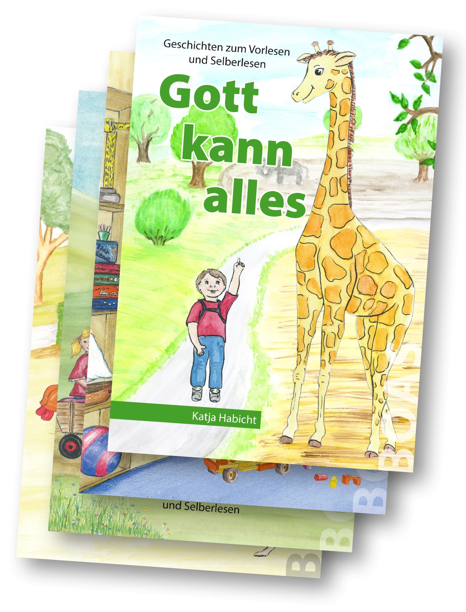 Gott kann alles, Katja Habicht