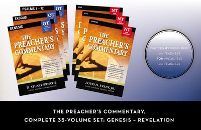 The Preacher's Commentary, Complete 35-Volume Set: Genesis - Revelation