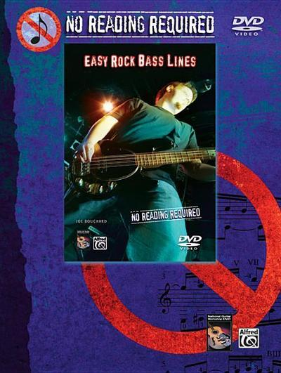 Easy Rock Bass Lines