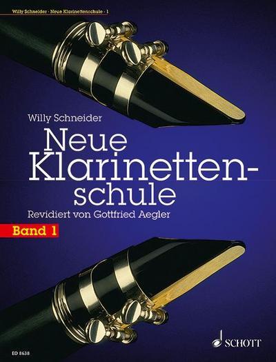 Neue Klarinettenschule 1