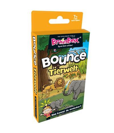 BrainBox Bounce - Tiere