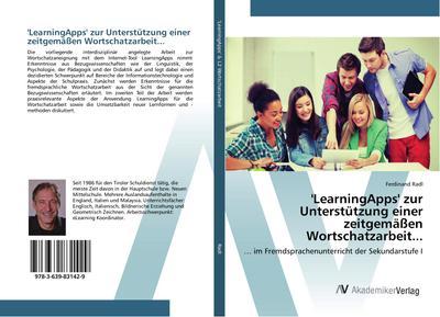 'LearningApps' zur Unterstützung einer zeitgemäßen Wortschatzarbeit...