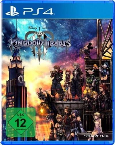 Kingdom Hearts III (PlayStation PS4)