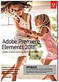 Adobe Premiere Elements 2018, Upgrade, 1 Benutzer, DVD-ROM