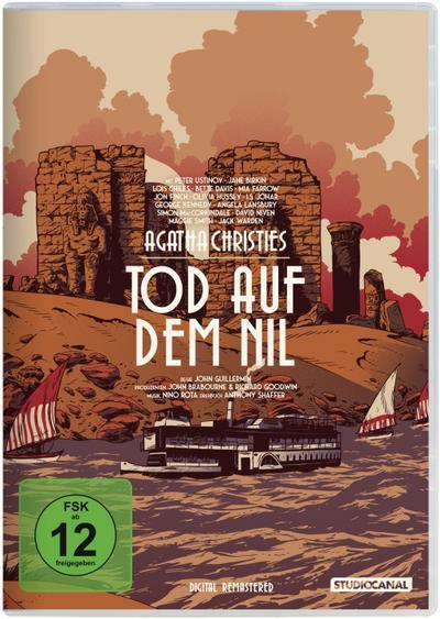 Tod auf dem Nil. Digital Remastered