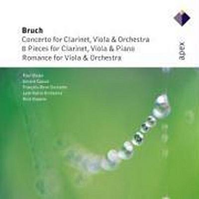 Konzerte für Klarinette & Violine