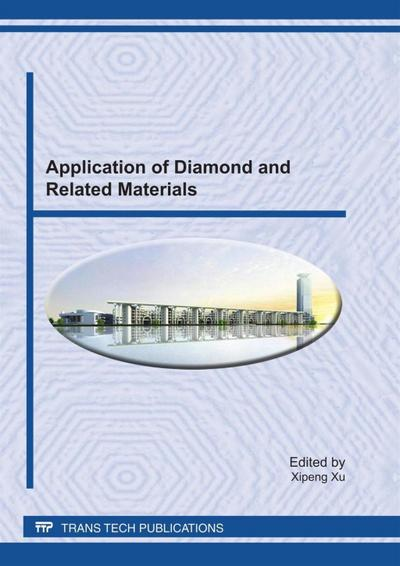 Application of Diamond and Related Materials