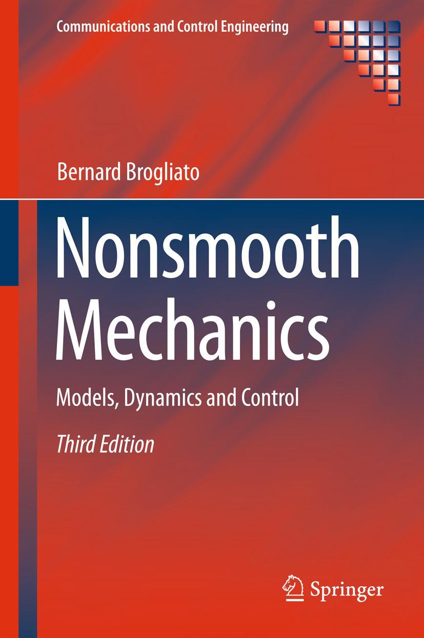 Nonsmooth Mechanics Bernard Brogliato
