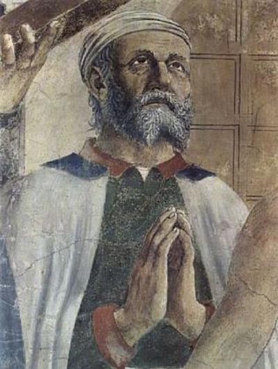Piero della Francesca - Auffindung und Verifikation des Heiligen Kreuzes in Jerusalem - 100 Teile (Puzzle)