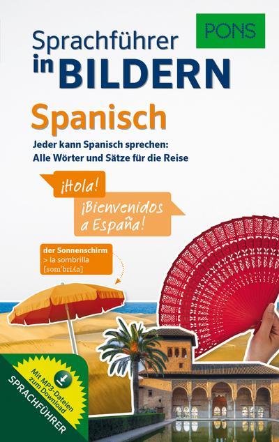 PONS Sprachführer in Bildern Spanisch