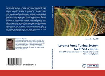 Lorentz Force Tuning System for TESLA cavities