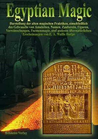 Egyptian Magic, Ägyptische Magie