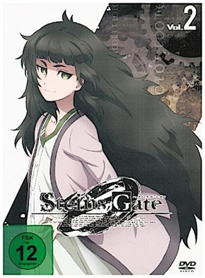 Steins;Gate 0. Vol.2, 2 DVD