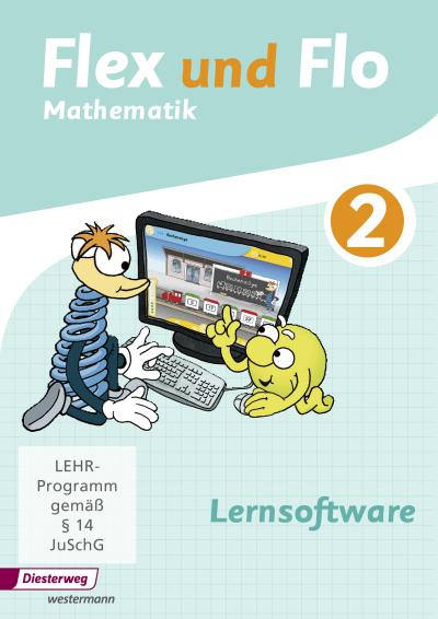 Flex und Flo 2. CD-ROM