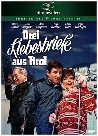 Drei Liebesbriefe aus Tirol