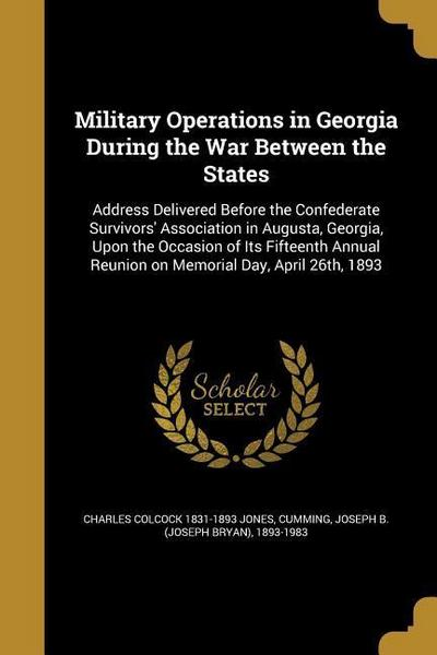 MILITARY OPERATIONS IN GEORGIA