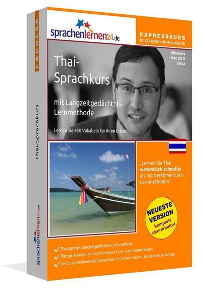 Sprachenlernen24.de Thai-Express-Sprachkurs